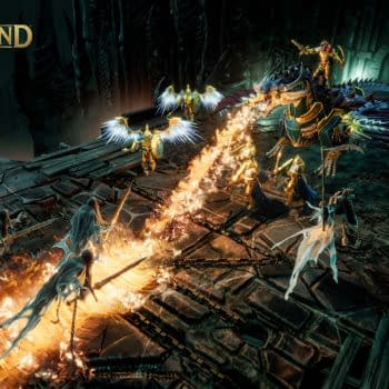 Warhammer Age Of Sigmar: Storm Ground Releases Gameplay Video