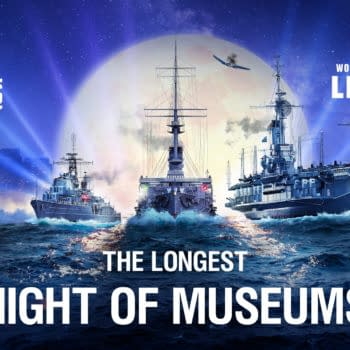World Of Warships Hosts Biggest Naval Museum Online Exhibition