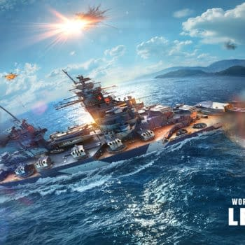 More French Ships Come To World Of Warships: Legends