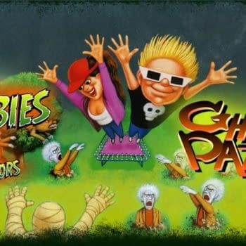 Lucasfilm Games Re-Release Zombies Ate My Neighbors & Ghoul Patrol