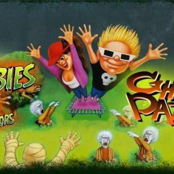 Lucasfilm Games Re-Release Zombies Ate My Neighbors & Ghoul Patrol