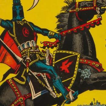 Black Knight #1 (Atlas, 1955).