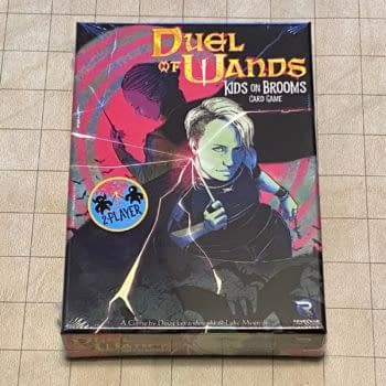 REVIEW: Duel Of Wands Card Game By Renegade Game Studios