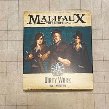 "Review: Malifaux's ""Dirty Work"" Boxed Set For Explorer's Society"