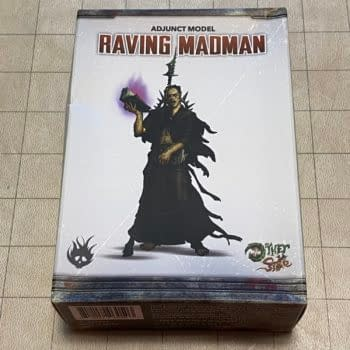 Review: Wyrd Miniatures' Raving Madman For The Other Side
