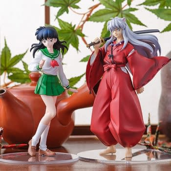 Inuyasha Receives New Pop-Up Parade Statues from Good Smile