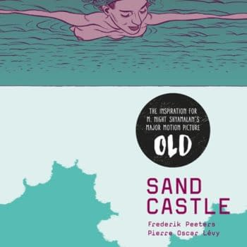 Sandcastle: Euro Graphic Novel adapted for M. Night Shyamalan Movie