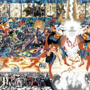 DC Comics Crisis Event Next Year To Lead Into Bigger Event In 2023