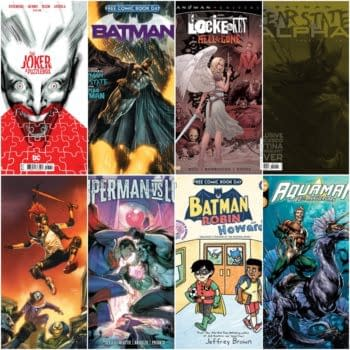 DC Comics August 2021 Solicits and Solicitations, Frankensteined
