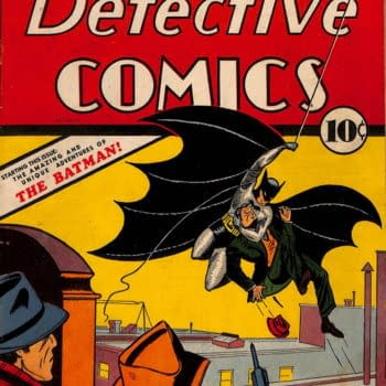 Bad Guy On Cover of Detective Comcis #27 Gets A Name