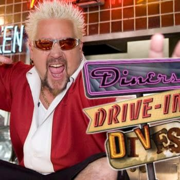 The Food Network & Guy Fieri Won't Part Flavorful Ways Anytime Soon