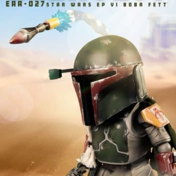 Star Wars Boba Fett Joins Beast Kingdom For His Next Bounty