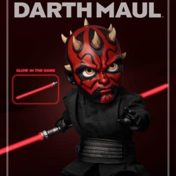 Darth Maul Wants Revenge With New Beast Kingdom EAA Figure