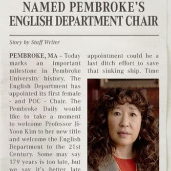The Chair: Sandra Oh to Star in Netflix College Comedy