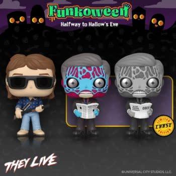 Funko Funkoween Reveals - The Live, Evil Dead, and La Llorona