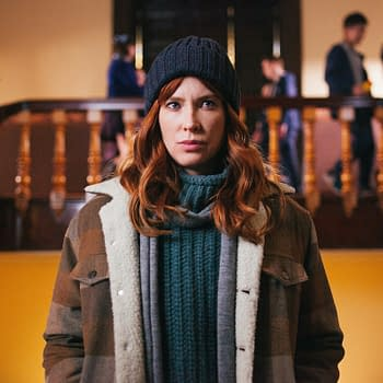 Proxy: The Gloaming Star Emma Booth Set for Sci-Fi Series Adapt