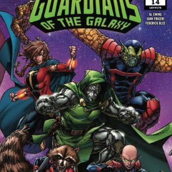 Guardians Of The Galaxy #14 Review: Big Trouble