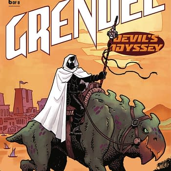 Grendel: Devils Odyssey #6 Review: Just Short Of Greatness
