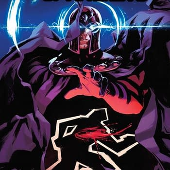 The Trial Of Magneto Is Indeed For Murder