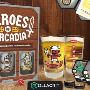 Heroes Of Barcadia Kickstarter Campaign Goes Live On June 7th