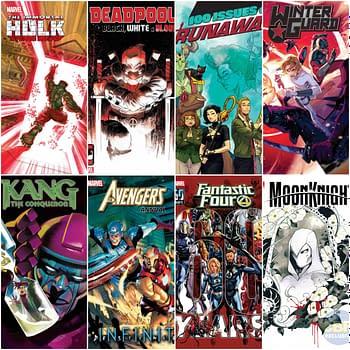 71 Marvel Comics August 2021 Solicits &#038 Solicitations Frankensteined