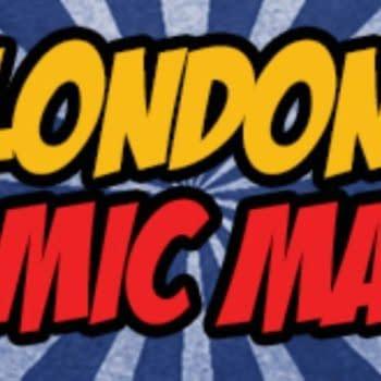 London Comic Marts Begin Again This Sunday