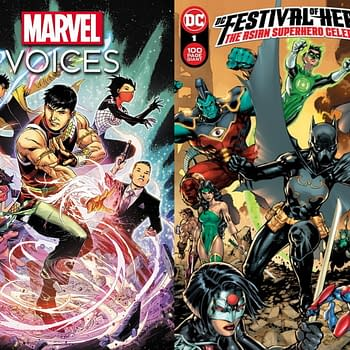 Why Isnt Marvels Voices: Identity Published In AAPI Heritage Month