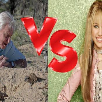 Hannah Montana vs. Sir David Attenborough: Britt's Nonsense Battles