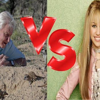 Hannah Montana vs. Sir David Attenborough: Britts Nonsense Battles