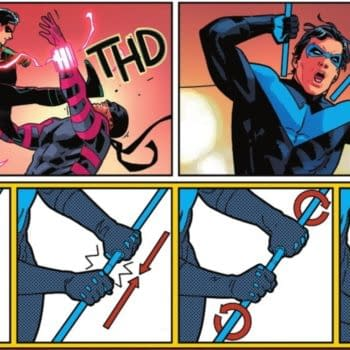 Nightwing Has The Best Alibi Any Murder Suspect Could Want (Spoilers)