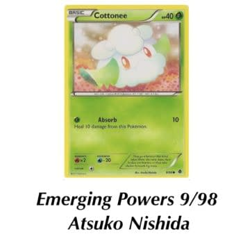 Pokémon TCG Spotlight: Some of the Best Cottonee Pokémon Cards