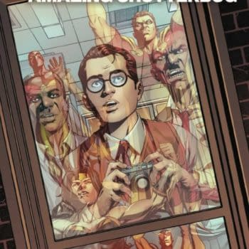 Heroes Reborn Peter Parker The Amazing Shutterbug #1 Review