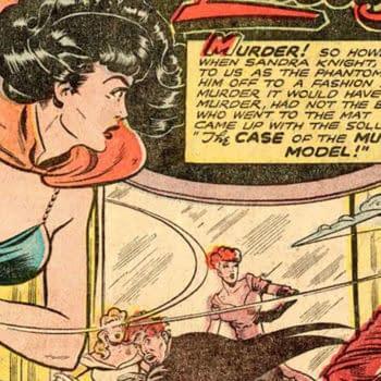 Phantom Lady #19, Fox Features Syndicate, 1948.