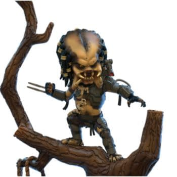 QMx Enters the Jungle With New Predator Q-Fig Max Elite Statue