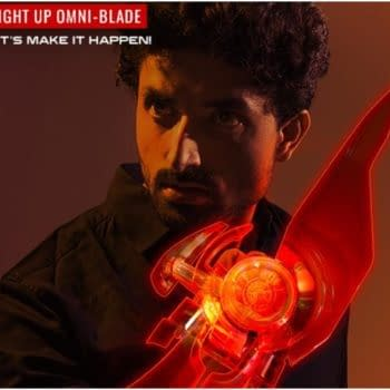 BioWare Needs Our Help To Create The Mass Effect Omni-Blade Replica