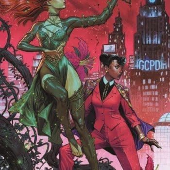 Poison Ivy Returns To Batman and Gotham From August