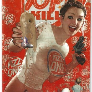 Adam Hughes' Pop Kill #4 Sells For Over $1000 on eBay