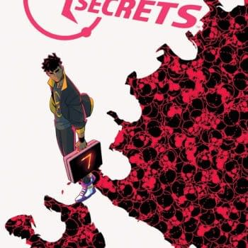 Seven Secrets #8 Review: Pulse-Pounding Action