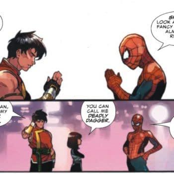 Yes, Shang-Chi Tault Spider-Man Martial Arts