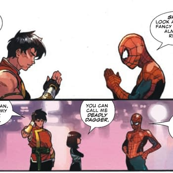 Shang-Chi Taught Spider-Man Everything He Knows About Martial Arts