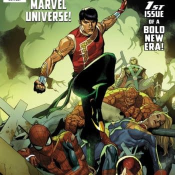 Shang-Chi #1 Review: Family Business