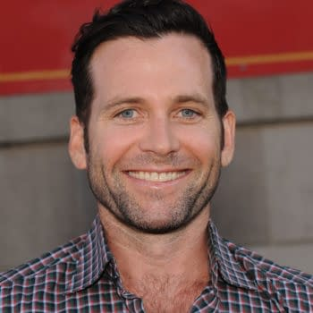 "LOS ANGELES - SEP 21: Eion Bailey arrives to the ""Once Upon A Time"" Season Premiere on September 21, 2014 in Hollywood, CA / DFree / Shutterstock.com"