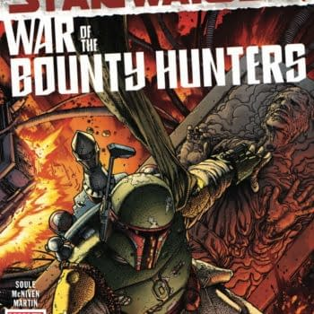 Star Wars War Of The Bounty Hunters Alpha #1 Review: Challenges