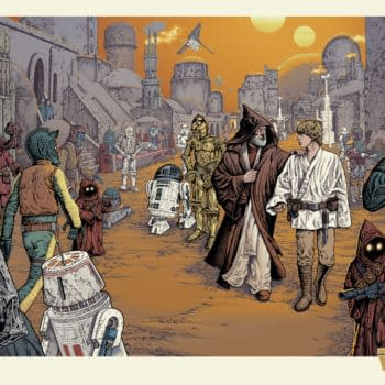 New Star Wars Print Coming Tomorrow From Mondo and Mike Sutfin