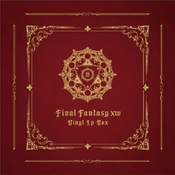 Final Fantasy XIV Vinyl LP Boxed Set Up For Preorder, Ships Late August