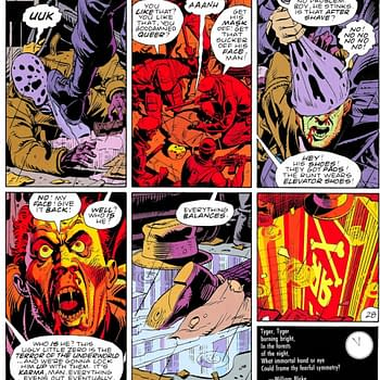 The Unmasking Of Frank Miller As Rorschach (Spoilers)