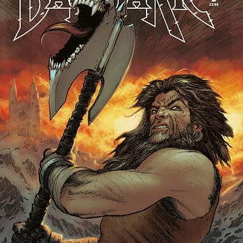 Barbaric#1 Is Vaults Most-Ordered Comic Yet At 35000 Copies