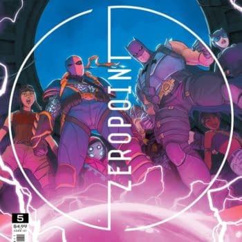 Cover image for BATMAN FORTNITE ZERO POINT #5 (OF 6) CVR A  MIKEL JANÌN