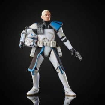 Captain Rex Returns To War With Star Wars Black Series Re-Release