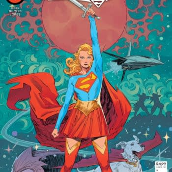 Cover image for SUPERGIRL WOMAN OF TOMORROW #1 (OF 8) CVR A BILQUIS EVELY